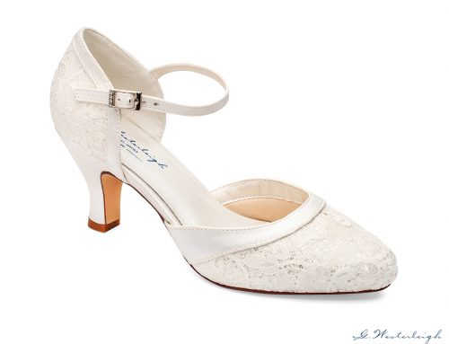 Maggie Bridal Shoe